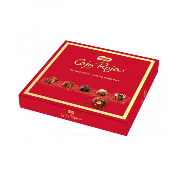 NESTLE RED BOX CHOCOLATES